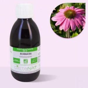 Remèdes alcoolisés - Extrait fluide glycériné de plante fraîche