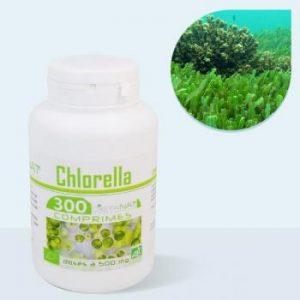 Chlorella bio - Boite comprimés